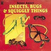 Songs About Insects, Bugs and Squiggly Things
